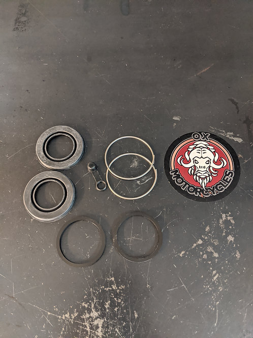 CB750F  ( 1975-1976 )  REAR BRAKE CALIPER REBUILD KIT