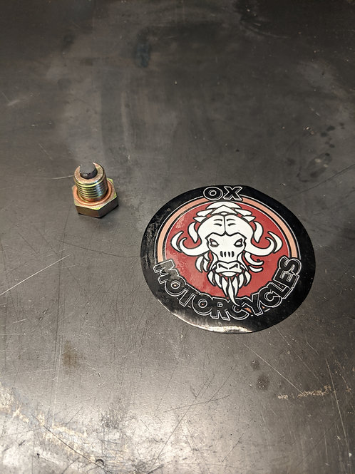 Magnetic Drain Plug M14x1.5