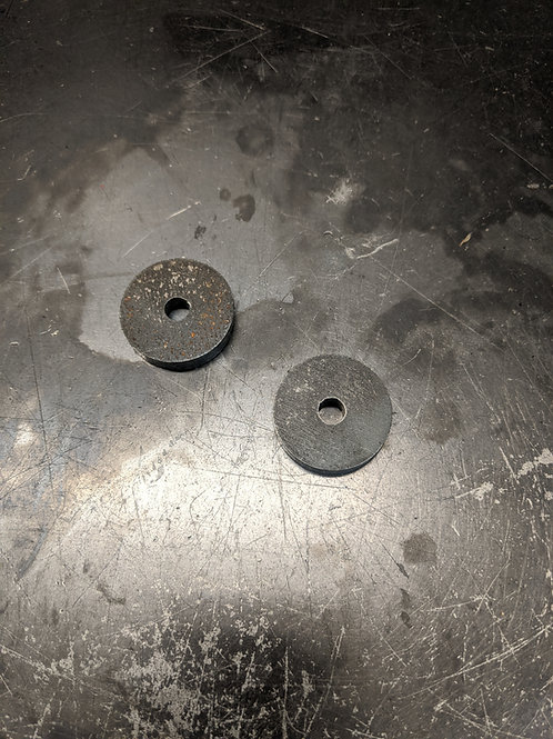 Ox Weld On Circle Tab