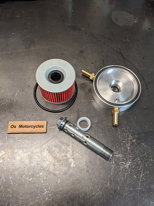Oil Cooler Adaptor