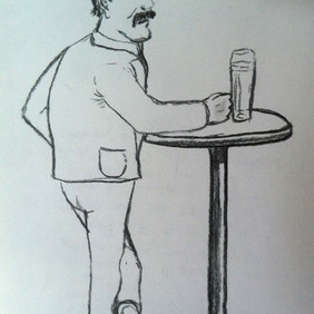Pint Gentleman