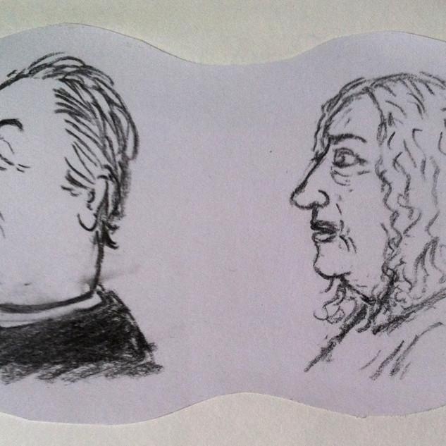 Vicar and Woman
