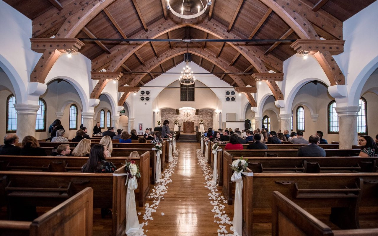 Thee Olde Chapel Wedding Ceremonies - Riverside, CA