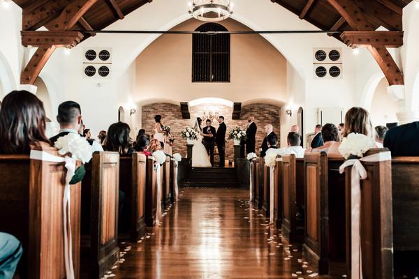 Thee Olde Chapel Wedding Ceremonies - Riverside, CA