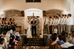 Thee Olde Chapel - Riverside Wedding