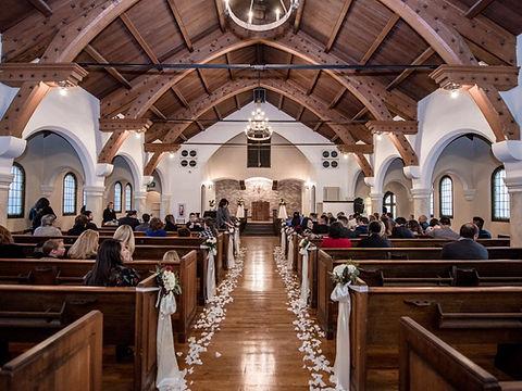Thee Olde Chapel Wedding Venue in Riverside, CA
