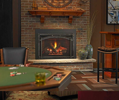 gas-fireplace-insert-remote-controlled-e