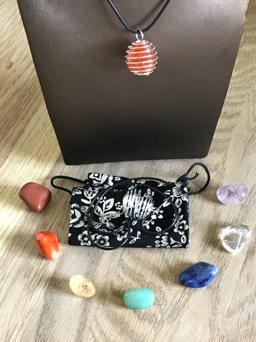 Chakra Healing Meditation Crystals