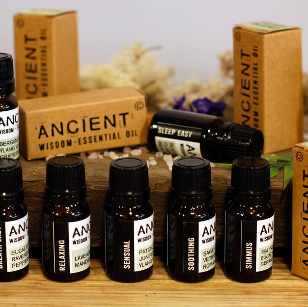 Premium Pure Essential Oils