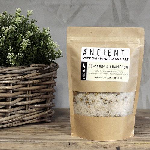 Skin Revive Himalayan Bath Salt Blend 500g