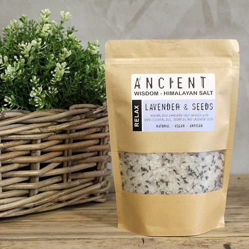 Relax Blend Himalayan Bath Salt Blend 500g
