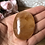 Thumbnail: Golden Healer Palm Stone