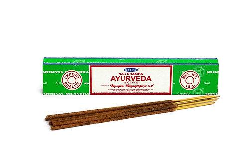 Satya Ayurveda Incense 15g