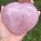 Thumbnail: Rose Quartz Large Puffy Heart