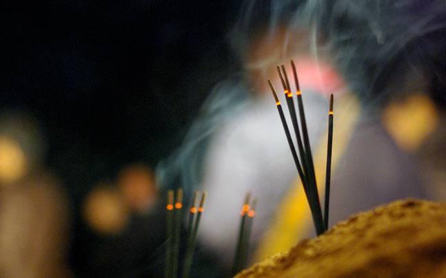 Incense & Sage