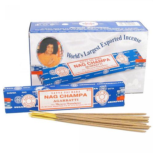 Satya Nag Champa Incense 15g
