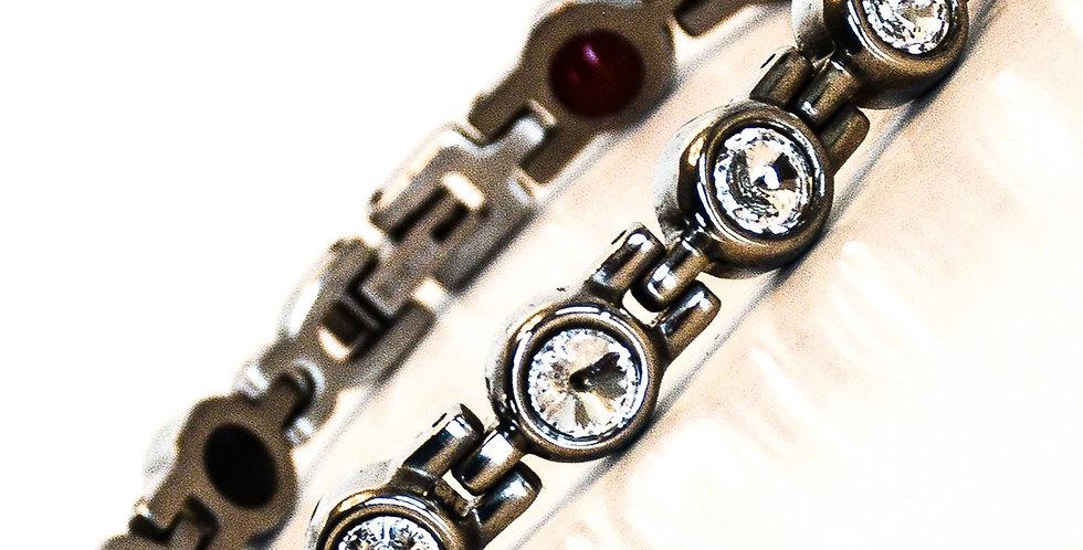 Crystals Stone Silver