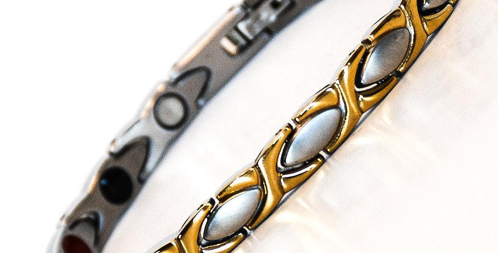 XoXo Ladies Single Gold Silver