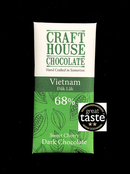 Vietnam Đắk Lắk 68% Dark Chocolate