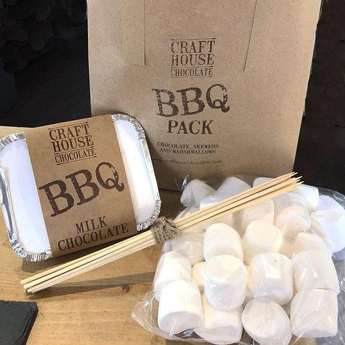 BBQ pack (Chocolate Fondue)