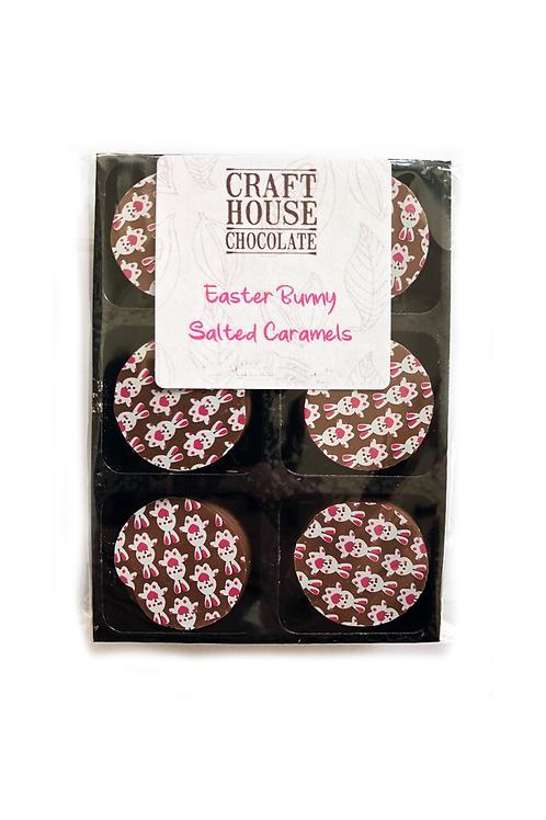 6 x Easter Salted Caramels