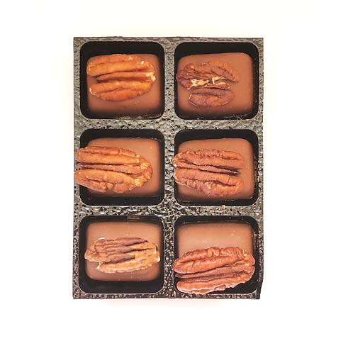 6 x Pecan & Maple Chocolates