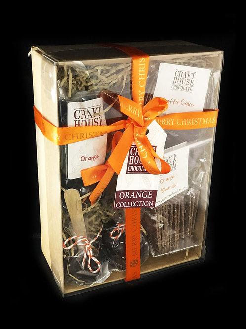 Chocolate Orange Collection Hamper