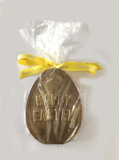 Easter Plaque Milk, Dark, White or Caramel