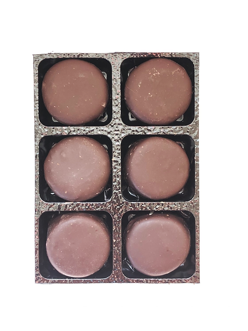 6 x Turkish Delight Chocolates
