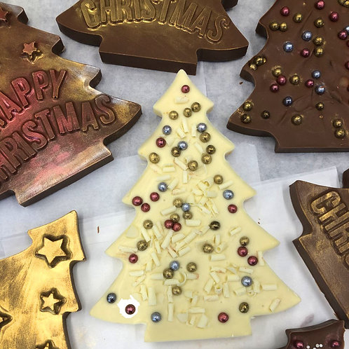Christmas Tree (Choice of  Chocolate )