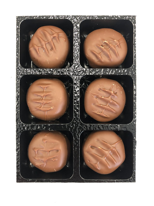 6 x Milk Chocolate Olde English Toffee