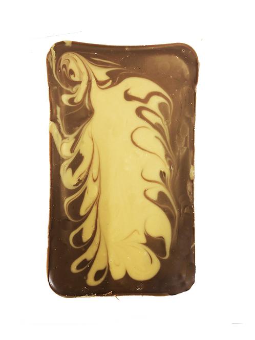 Milk Chocolate Caramel Swirl