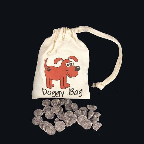Small dog treat bag