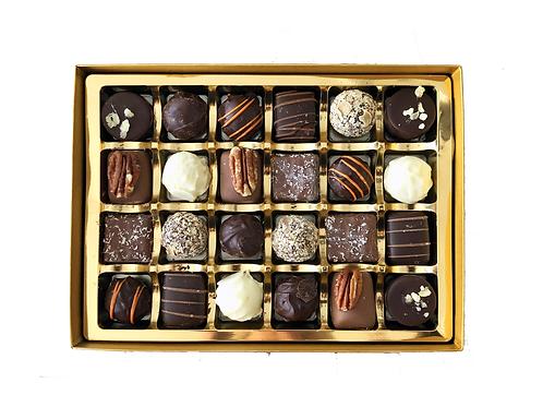 Luxury Box 24 Chocolates