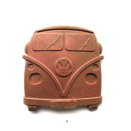 VW Shaped Chocolate Bar