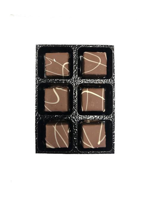Mocha Chocolate x6