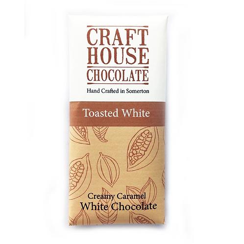 Toasted White Chocolate Bar