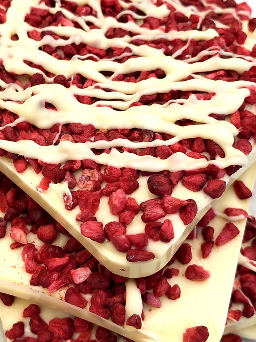 Raspberry Crumble