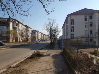 Building God's Kingdom                            in Ceausescu's Back Yard: Project Scornice