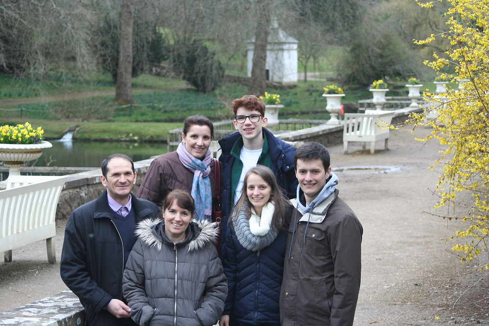 our friends at St Fagans Museum