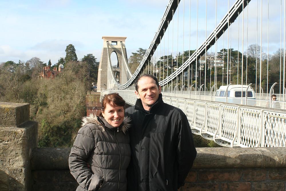 Iosif and Mihaela