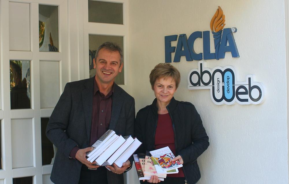 Dinu and Lidia Moga