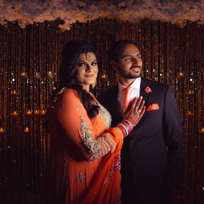 Ismaili Wedding of Anna & Riyaz