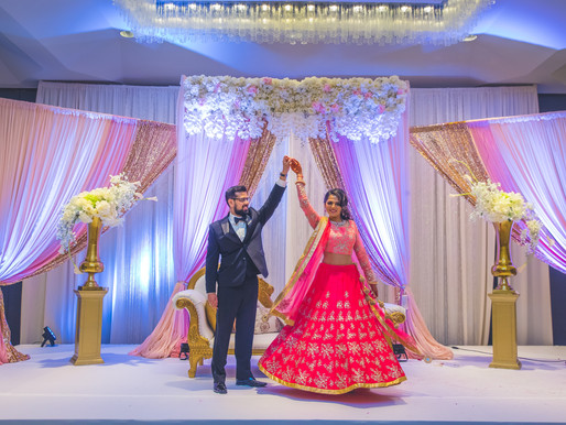 Top 6 Dallas-Fort Worth Indian Wedding Venues