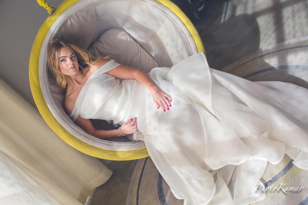 Bridal portraits dallas