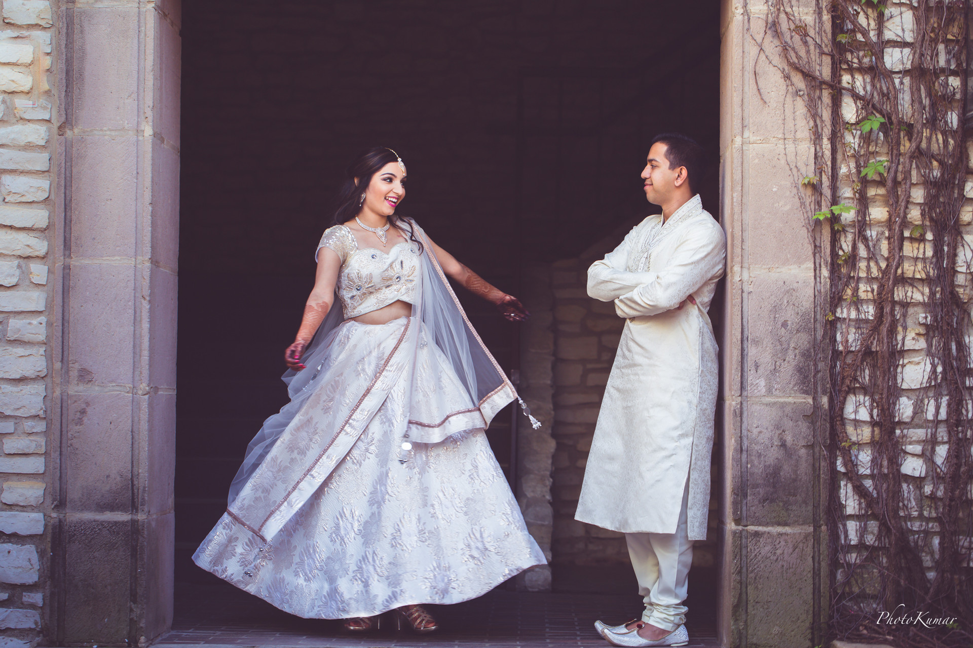 Sonia and Zariyan -PhotoKumar wedding ph