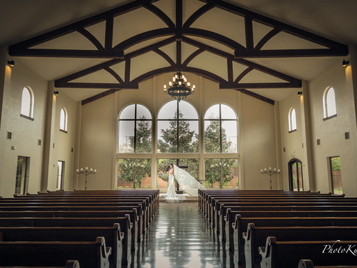 Chapel at Ana Villa Wedding