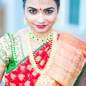 How to do your makeup for the colorful Dallas Desi Wedding photoshoot Tip by the Indian wedding pro