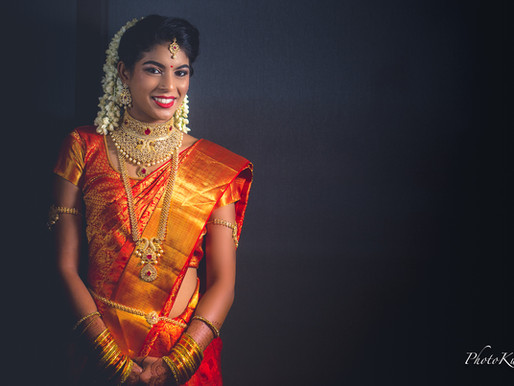 Hindu Wedding of Ramya & CJ