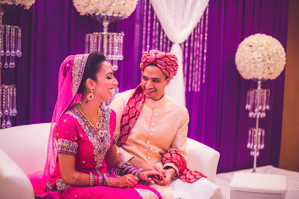 When the bride and the groom are in there own moments, capturing the candid shot is priceless.